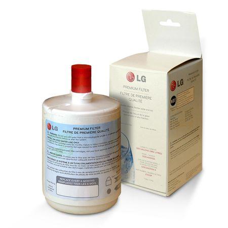 LG Kühlschrankfilter LT500P / 5231JA2002A, für LG SBS Kühlschrank – Bild 1