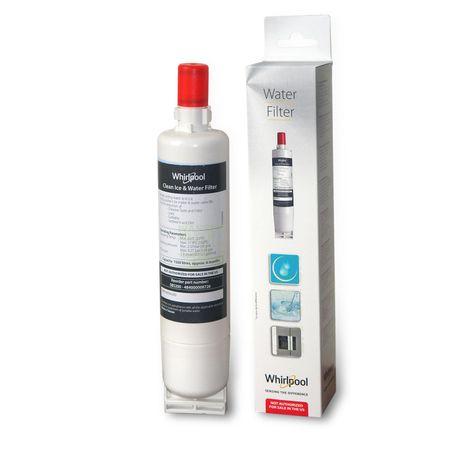 Wasserfilter SBS200 für Whirlpool Kühlschrank 4396510, 481281729632 – Bild 1