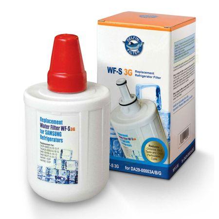 Samsung DA29-00003G/F, W6-63007 Kühlschrank-Wasserfilter Delfin WF-S