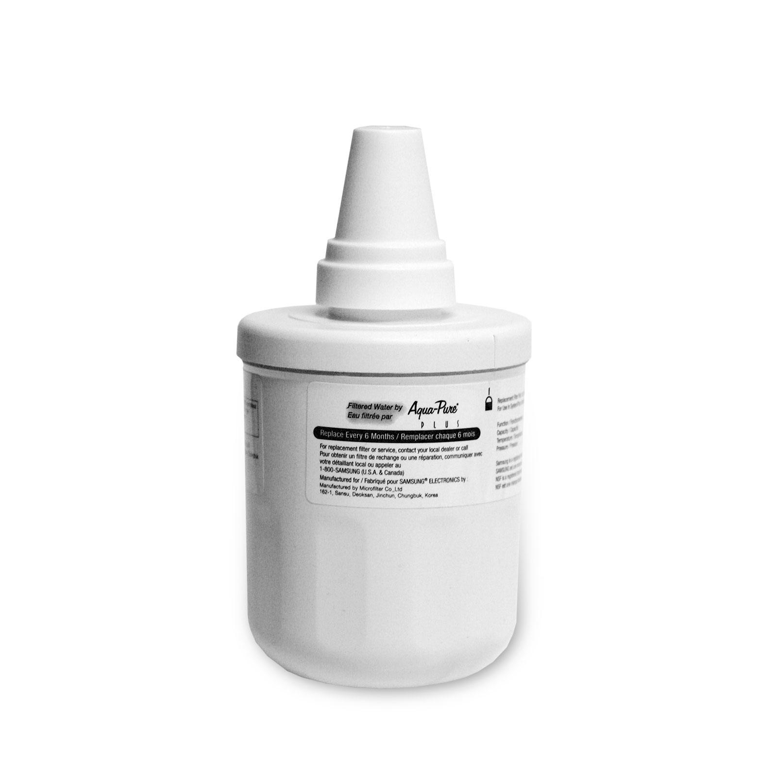 3 St/ück IcePure RWF1100A K/ühlschrank-Wasserfilter kompatibel mit Samsung AquaPure Plus DA29-00003G HAFIN2//EXP K/ühlschrank-Wasserfilter