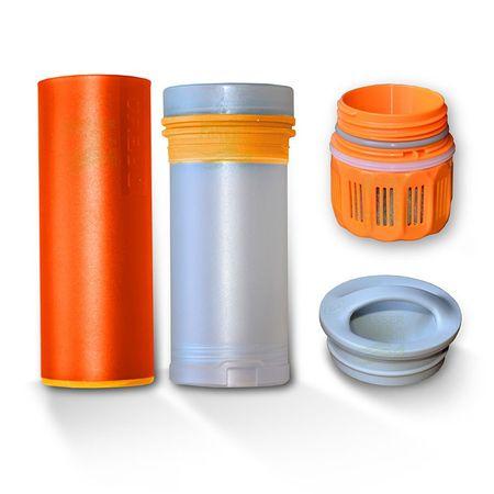 Grayl Ultralight Purifier Trekkingfilter, Mobiler Krisenfilter – Bild 2