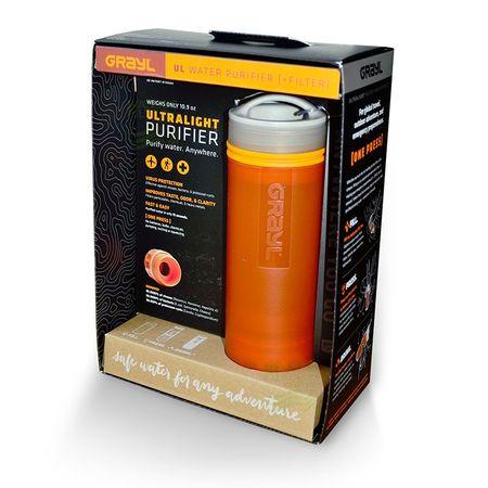 Grayl Ultralight Purifier Trekkingfilter, Mobiler Krisenfilter – Bild 1