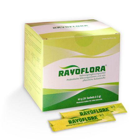 Rayoflora, Probiotische Mikroorganismen