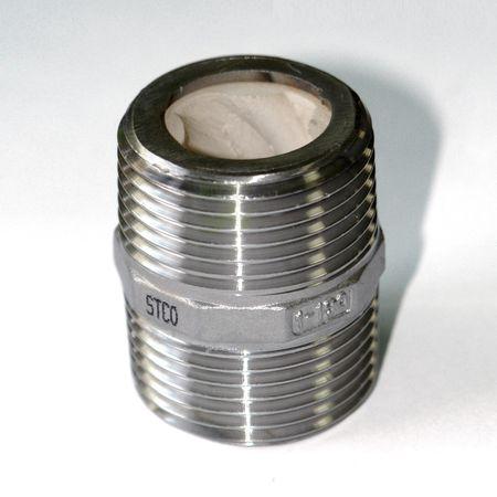 Wasserwirbler 2312, mit EM-Keramik, 2x AG 1 Zoll