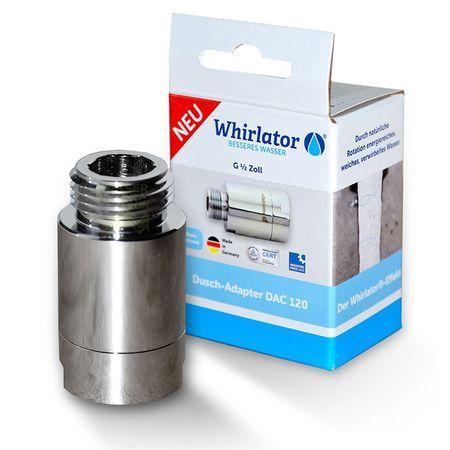 Wasserwirbler Whirlator-DAC-120 Duschadapter – Bild 1