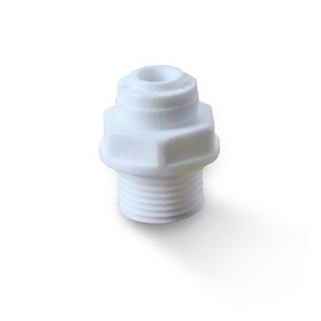 """Quickverschluss, gerade 9 mm (3/8"""" AG x 1/4"""" Schlauch) – Bild 1"""