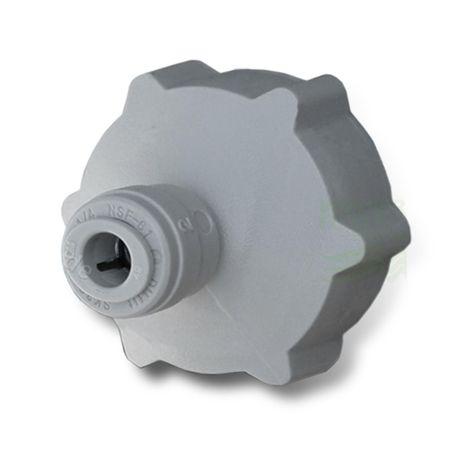 Adapter Anschluss 3/4x1/4S für Kühlschrank Schlauch – Bild 1