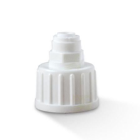 """Wasseranschluss  6mm Kühlschrank Schlauch, IG 3/4"""" x 1/4""""  Schlauch – Bild 2"""