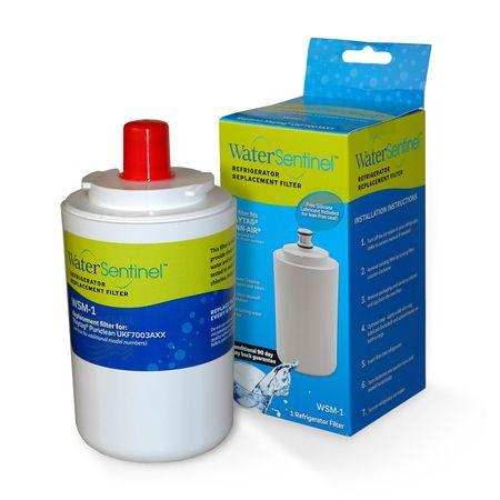 Kühlschrankfilter WaterSentinel WSM-1 ersetzt Maytag® Puriclean Filter - UKF7003AXX, UKF7002AXX, UKF7001AXX, UKF6001A