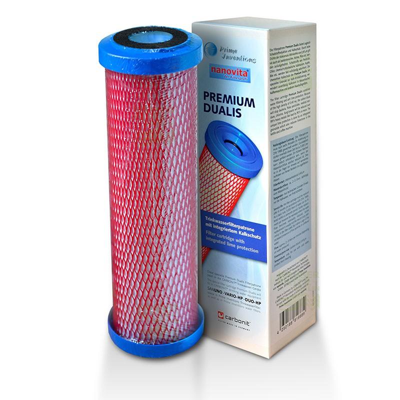 Filterpatrone EM Premium 5 Carbonit /& Kalkschutz für Wasserkocher//Kaffeemaschine