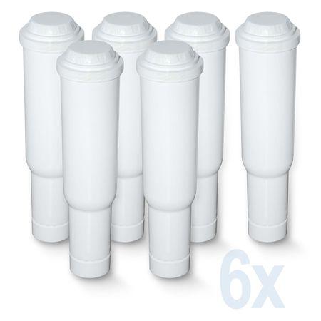 6x Wasserfilter f. Jura Impressa, kompat. Jura Claris Plus/White 60209 – Bild 1
