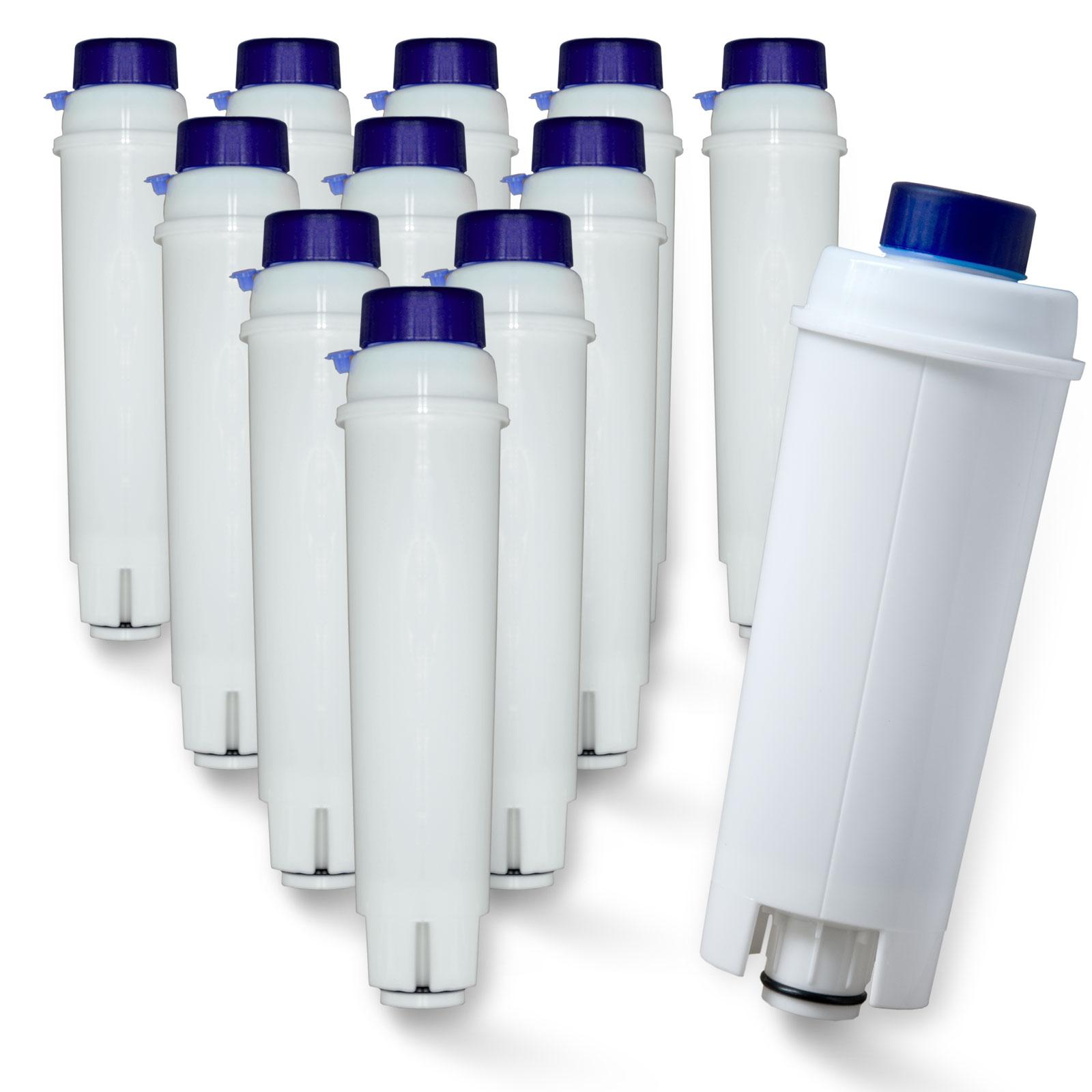 12 x Filterpatrone AQK-11 kompatibel für deLonghi SER3017 DLS C002 5513292811