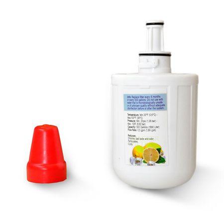 2x Wasserfilter WF-S, komp. mit DA29-00003G, F, Kühlschrankfilter 3G1 – Bild 3
