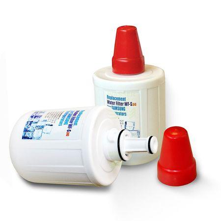 2x Wasserfilter WF-S, komp. mit DA29-00003G, F, Kühlschrankfilter 3G1 – Bild 1