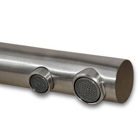 FRANKE Edelstahlwasserhahn mit BRITA P 1000 System – Bild 4