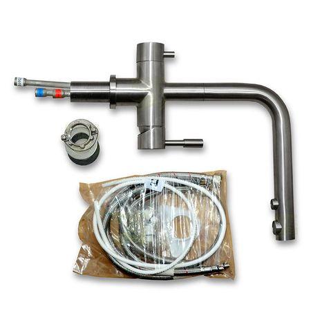 FRANKE Edelstahlwasserhahn mit BRITA P 1000 System – Bild 6