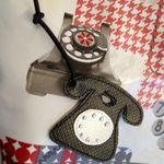 Waschbeutel Telefon Bild 3