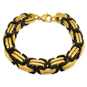 Armband Edelstahl Königskette – Bild 11
