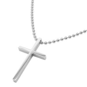 Kreuz-Anhänger mit Kette – Bild 3