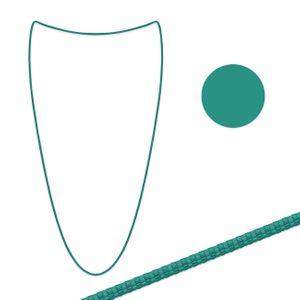 1 Kordel Kette in verschiedenen Farben – Bild 23