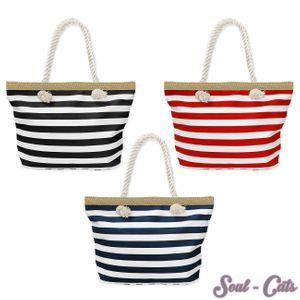 Strandtasche Shopper Freizeittasche – Bild 1