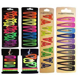 Set Haarspangen Haarklemmen Haarnadeln Haarclips – Bild 1