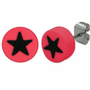2 Stück Ohrstecker Stern Ohrring Ohrringe Sterne – Bild 5