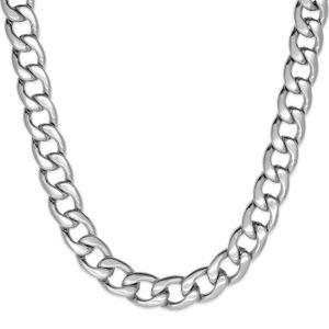 Panzerkette XXL Königskette Halskette Herren – Bild 6