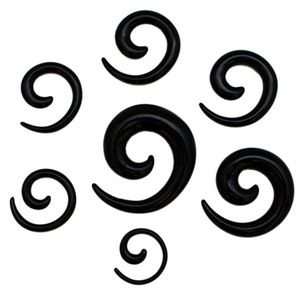 Dehnschnecke Set Dehner Dehnstab Dehnset Taper Stern Leo Zebra 3 4 5 6 8 10  Set – Bild 11