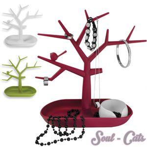 1 dekorativer Schmuckbaum Schmuckständer Kettenständer Ohrringhalter Deko Baum – Bild 1