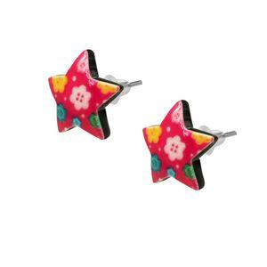 1 Paar süße Ohrstecker in Sternform – Bild 7