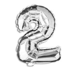1 Stück Folienballon Zahl  – Bild 5