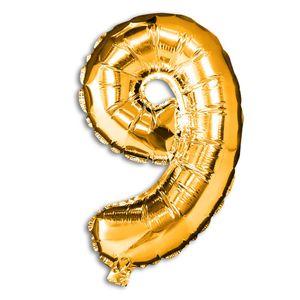 1 Stück Folienballon Zahl  – Bild 19