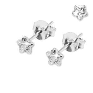 1 Paar süße 925 Silber Ohrstecker drei Größen – Bild 2