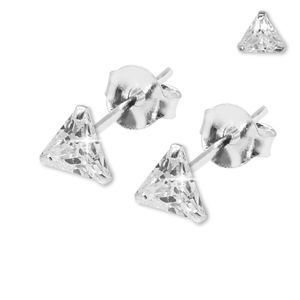 1 Paar süße 925 Silber Ohrstecker drei Größen – Bild 7