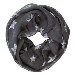 Ein Kinder Loopschal Tuch kleine Sterne – Bild 3