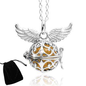Echt Silber Klangkugelkette mit Harmony Ball – Bild 3