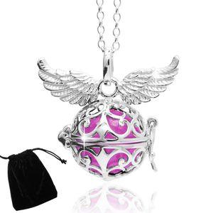 Echt Silber Klangkugelkette mit Harmony Ball – Bild 5
