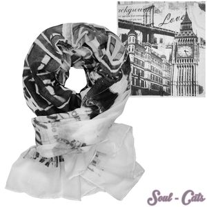 Schaltuch Big Ben London – Bild 1