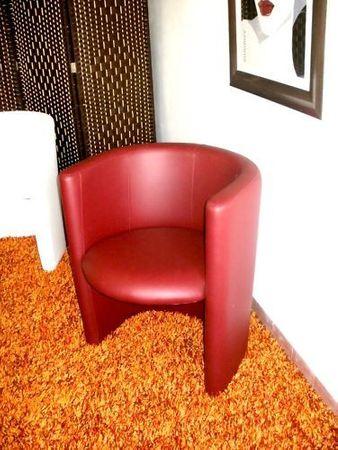 """Clubsessel / Cocktailsessel Sessel Loungesessel Kunstlederbezug """"CARMEN V1"""" – Bild 1"""