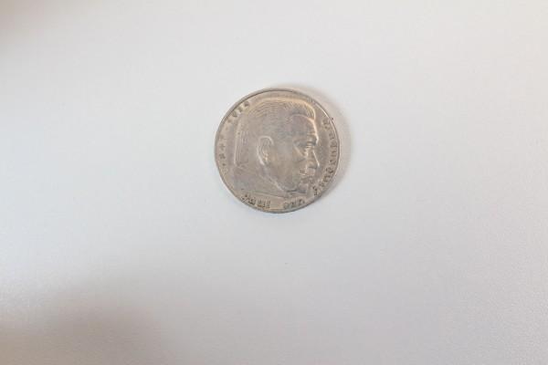 Münze Paul Von Hindenburg 1847 1934 Deutsches Reich 1936 G 5