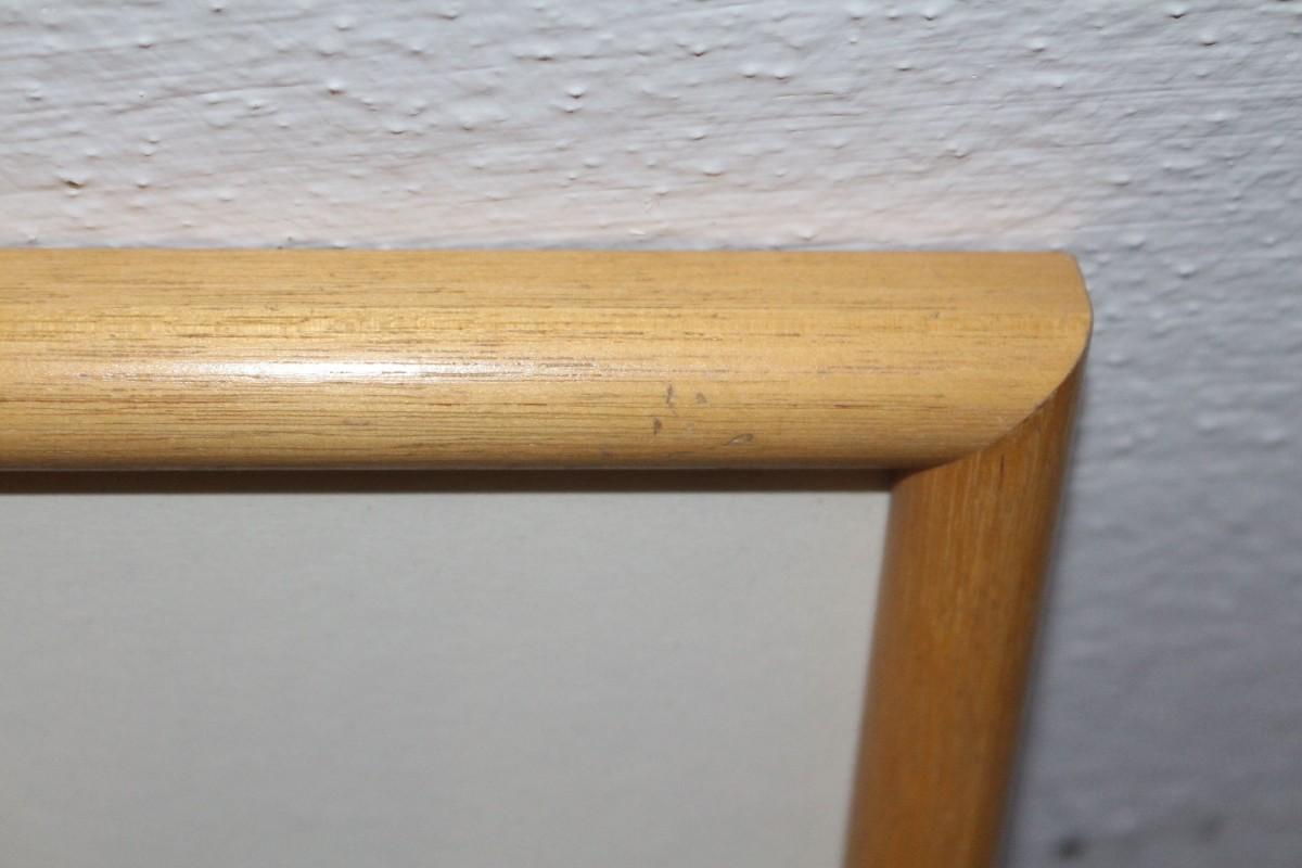 bilderrahmen holzrahmen mit scheibe helles holz freundlich licht skandinavien ebay. Black Bedroom Furniture Sets. Home Design Ideas