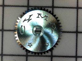 Cyma Ersatzteil Uhrwerk cal. 214 217 234 237 No 39 Sperrad Tavannes Watch co NOS