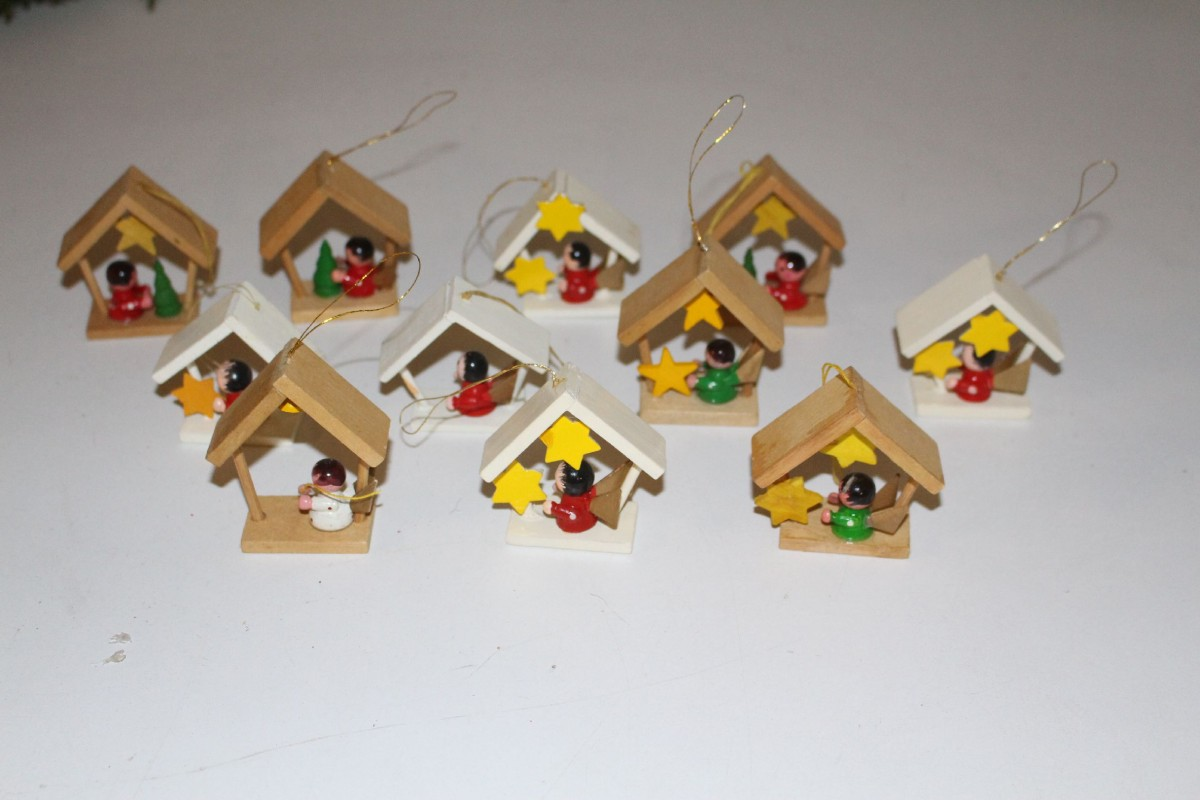 Beautiful Christmas Decoration Tree Ornaments Angel House
