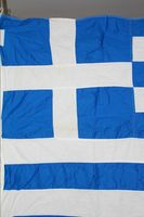 Fahne Griechenland griechische Flagge Nationalflagge 90 x 155 cm