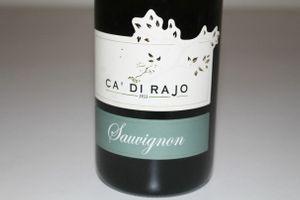 1 Flasche Ca´ di Rajo 1931 Sauvignon 2010 Weißwein 0,75l Italien