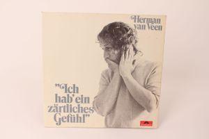 LP Vinyl Herman van veen 2480 178 Stereo Ich hab ein zärtliches Gefühl Polydor