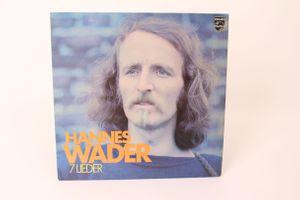 Vinyl Hannes Wader 7 Lieder 6305 165 Heute hier morgen dort Kokain Rohr im Wind
