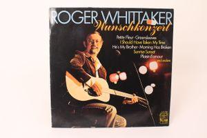 Vinyl LP Roger Whittaker Wunschkonzert Petite Fleur Greenslaves Stereo 65 289 1