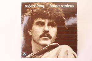 LP Robert Long Homo sapiens Stereo 2372 083 Krebserreger Jeder Mensch ist einsam